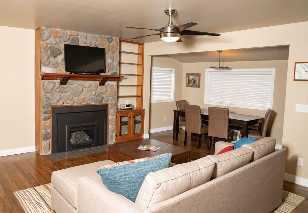 Prescott home remodeling living room